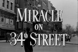 Title card photo Miracle on 34th Street